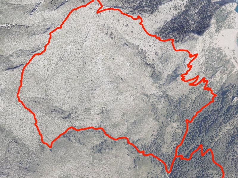 Geolocalització curses de muntanya